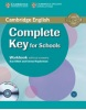 Complete Key for Schools - Elementary Workbook bez kľúča + CD (McKeegan, D.)