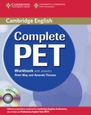 Complete PET - Intermediate Workbook s kľúčom + CD (Heyderman, E. - May, P.)