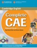 Complete CAE - Advanced Student´s Book s kľúčom + CD (Brook-Hart, G. - Haines, S.)