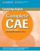 Complete CAE - Advanced Teacher´s Book (Brook-Hart, G. - Haines, S.)