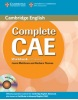 Complete CAE - Advanced Workbook s kľúčom + CD (Brook-Hart, G. - Haines, S.)