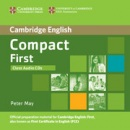 Compact First Class Audio CD (2ks) (May, P.)