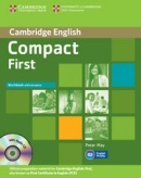 Compact First Workbook with answers + Audio CD (May, P.)