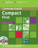 Compact First Workbook without answers + Audio CD (May, P.)