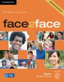 face2face, 2nd edition Starter Student's Book with DVD-ROM - učebnica (Redston, C. - Cunningham, G.)