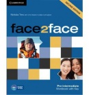 face2face, 2nd edition Pre-intermediate Workbook with Key - pracovný zošit s kľúčom (Redston, Ch. - Cunningham, G.)