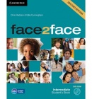 face2face, 2nd edition Intermediate Student's Book with DVD-ROM - učebnica (Redston, Ch. - Cunningham, G.)