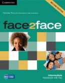 face2face, 2nd edition Intermediate Workbook with Key - pracovný zošit s kľúčom (Redston, Ch. - Cunningham, G.)
