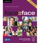 face2face, 2nd edition Upper Intermediate Student's Book with DVD-ROM - učebnica (Redston, Ch. - Cunningham, G.)