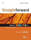 Straightforward 2nd Edition Beginner Student's Book (Clandfield, L.)
