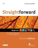 Straightforward 2nd Edition Beginner Student's Book + Webcode (Clandfield, L.)