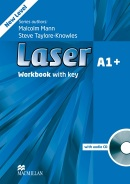 Laser, 3rd Edition Beginner plus Workbook with Key+CD Pack (Mann, M. - Taylore-Knowles, S.)