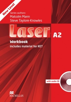 Laser, 3rd Edition Elementary Workbook without Key+CD Pack (Mann, M. - Taylore-Knowles, S.)