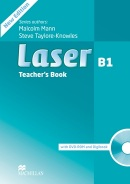 Laser, 3rd Edition Pre-intermediate Teacher's Book Pack (Mann, M. - Taylore-Knowles, S.)