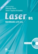 Laser, 3rd Edition Pre-intermediate Workbook with Key+CD Pack (Mann, M. - Taylore-Knowles, S.)