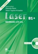 Laser, 3rd Edition Intermediate Workbook with Key+CD Pack (Mann, M. - Taylore-Knowles, S.)