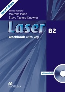 Laser, 3rd Edition Upper Intermediate Workbook with Key+CD Pack (Mann, M. - Taylore-Knowles, S.)