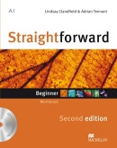 Straightforward 2nd Edition Beginner Workbook bez kľúča + CD (Clandfield, L. - Tennant, A.)