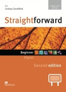 Straightforward 2nd Edition Beginner IWB DVD-ROM (single user) (Clandfield, L.)