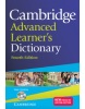 Cambridge Advanced Learner´s Dictionary, 4th Edition with CD-ROM