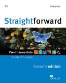 Straightforward 2nd Edition Pre-intermediate Student's Book + Ebook (Kerr, P.)