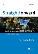 Straightforward 2nd Edition Pre-intermediate Class Audio CD (Kerr, P.)