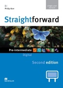 Straightforward 2nd Edition Pre-intermediate IWB DVD-ROM (single user) (Kerr, P.)