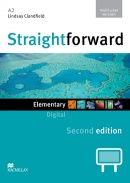 Straightforward 2nd Edition Elementary IWB DVD-ROM (multi user) (Clandfield, L.)