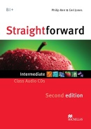 Straightforward 2nd Edition International Class Audio CD (Kerr, P. - Jones, C.)