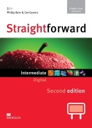 Straightforward 2nd Edition Intermediate IWB DVD-ROM (single user) (Kerr, P. - Jones, C.)