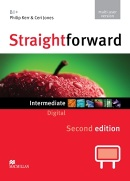Straightforward 2nd Edition Intermediate IWB DVD-ROM (multi user) (Kerr, P. - Jones, C.)