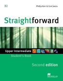 Straightforward 2nd Edition Upper Intermediate Student's Book+eBook (Kerr, P. - Jones, C.)