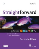 Straightforward 2nd Edition Advanced Student's Book + Webcode (Norris, R.)