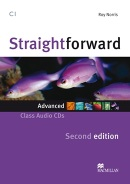 Straightforward 2nd Edition Advanced Class Audio CD (Norris, R.)
