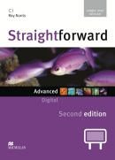 Straightforward 2nd Edition Advanced IWB DVD-ROM (single user) (Norris, R.)