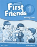 First Friends 2nd Edition Level 1 Activity Book - pracovný zošit (Iannuzzi, S.)