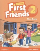 First Friends 2nd Edition Level 2 Class Book (2019 Edition) - učebnica (Iannuzzi, S.)
