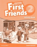 First Friends 2nd Edition Level 2 Activity Book - pracovný zošit (Iannuzzi, S.)
