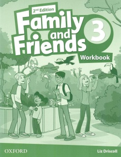 Family and Friends 2nd Edition Level 3 Workbook - pracovný zošit (Simmons, N. - Thompson, T. - Quintana, J.)