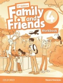 Family and Friends 2nd Edition Level 4 Workbook - pracovný zošit (Simmons, N. - Thompson, T. - Quintana, J.)