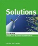 Solutions Elementary iTools (Oxford University Press)