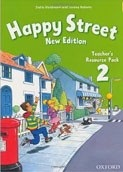 Happy Street 2, New Edition Teacher's Resource Pack (S. Maidment, L. Roberts)