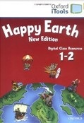 Happy Earth, New Edition iTools (Level 1 + 2) (B. Bowler, S. Parminter)