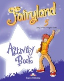 Fairyland 5 - activity book (Dooley J., Evans V.)