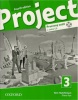 Project, 4th Edition 3 Workbook + CD (SK Edition) (Hutchinson, T.)