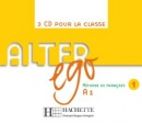 Alter ego 1 CD audio classe (3x) (Berthet, A.)