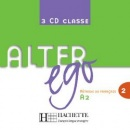 Alter ego 2 CD audio classe (3x) (Berthet, A.)