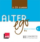 Alter ego 4 CD audio classe (2x) (Dollez, C. - Pons, S.)