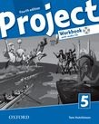Project, 4th Edition 5 Workbook + CD (International Edition) (Hutchinson, T.)