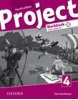 Project, 4th Edition 4 Workbook + CD (International Edition) (Hutchinson, T.)